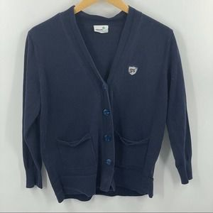 Girl Scouts | Button Up Cardigan, Navy